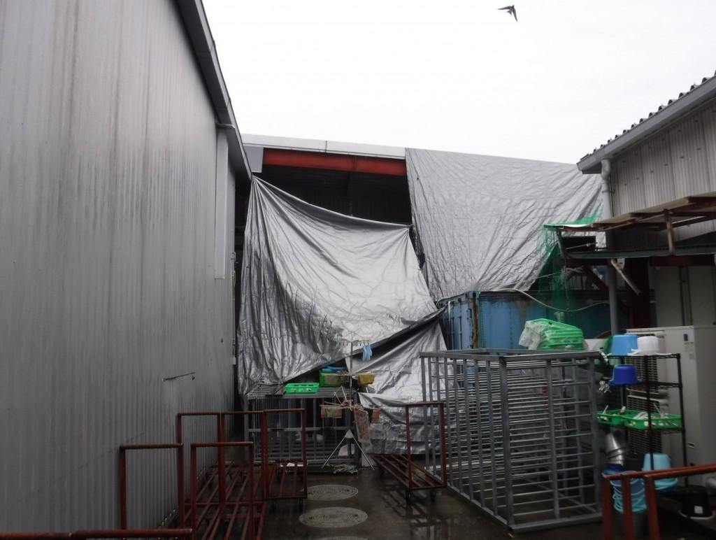 脱着式テント