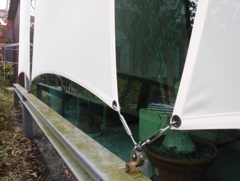 仮設テント